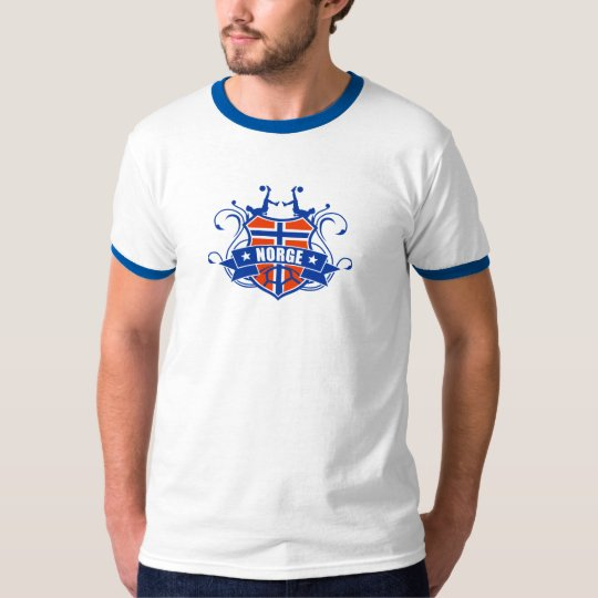 soccer NORWAY T-Shirt