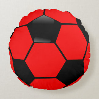 Soccer Ole' Round Pillow