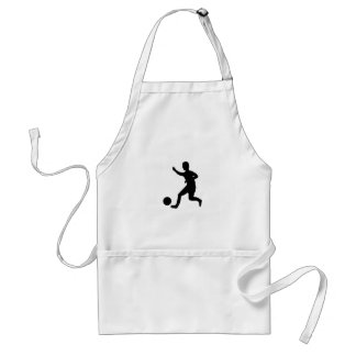 Soccer or football standard apron