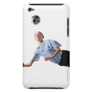 Soccer player 3 iPod touch cover
