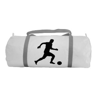Soccer Player Gym Bag