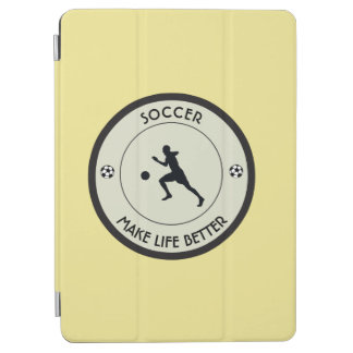 Soccer Player iPad Air Cover
