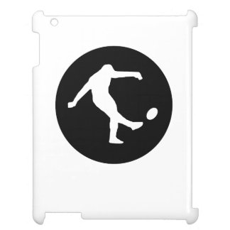 Soccer Player iPad Case