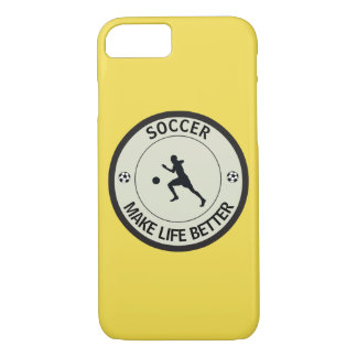 Soccer Player iPhone 8/7 Case