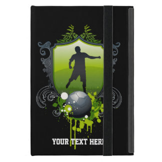 Soccer Player or Fan Cover For iPad Mini