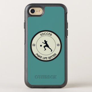 Soccer Player OtterBox Symmetry iPhone 8/7 Case