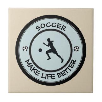Soccer Player Tile