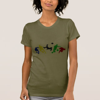 Soccer players   football sports fan t-shirt