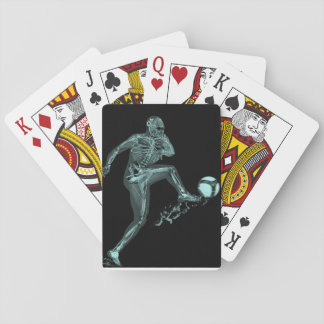 SOCCER POKER CARD DESIGN