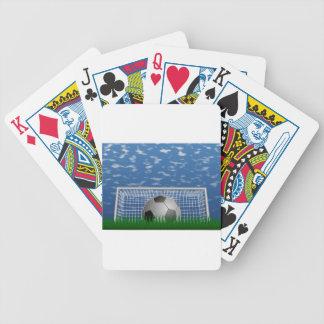 Soccer Poker Deck
