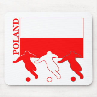 Soccer Poland Mouse Pad