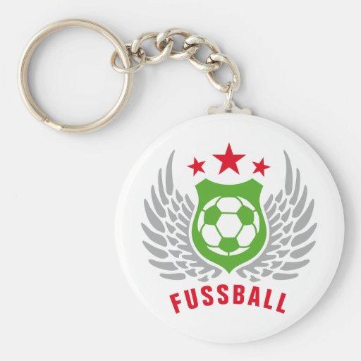 Soccer Porte-clef