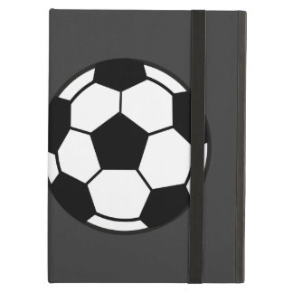 Soccer powiscase cover for iPad air