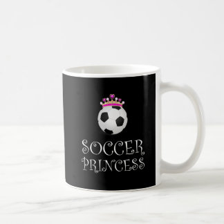 Soccer Princess Coffee Mug