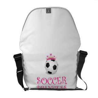 Soccer Princess Commuter Bag
