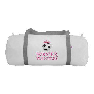 Soccer Princess Gym Bag