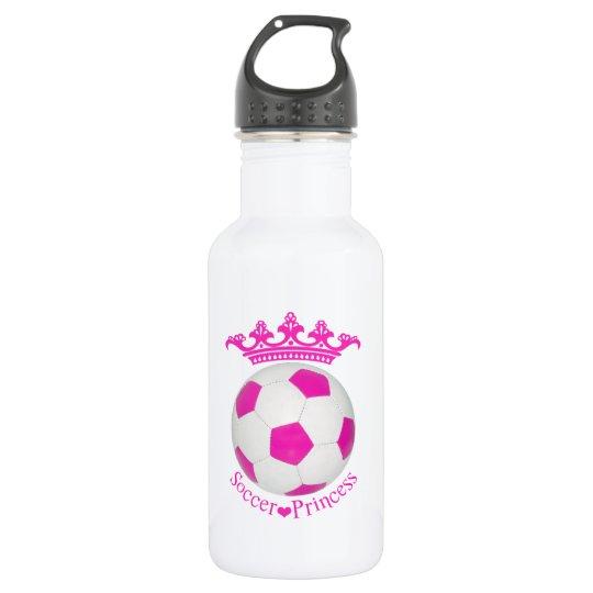 Soccer Princess, Pink Soccer ball