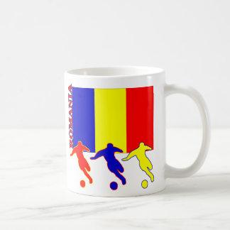 Soccer Romania Mug