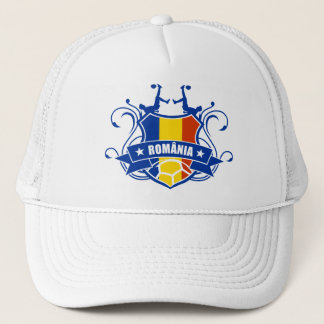 soccer ROMANIA Trucker Hat
