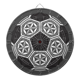soccer sacred geometry dartboard