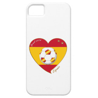 "SOCCER ""SPAIN"" Spain Spanish Football Soccer Team iPhone 5 Covers"