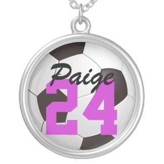 Soccer Sports Necklace