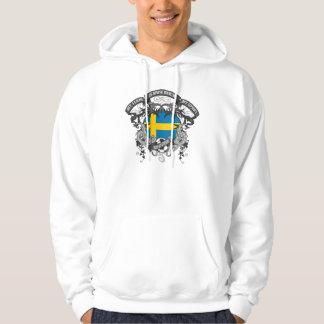 Soccer Sweden Hoodie