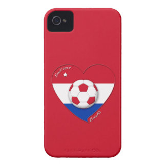 "Soccer Team ""CROATIA"". Soccer of the Croatia 2014 iPhone 4 Covers"