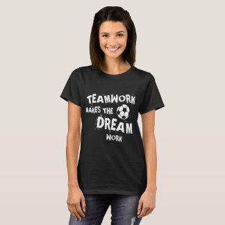 Soccer Teamwork T-Shirt