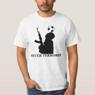 Soccer Terrorist Value Tee