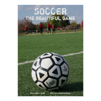 Soccer - The Beautiful Game - Poster