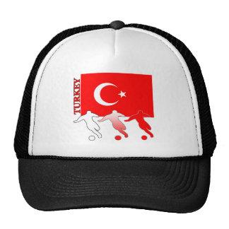 Soccer Turkey Hat