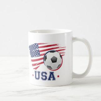 Soccer USA Coffee Mug