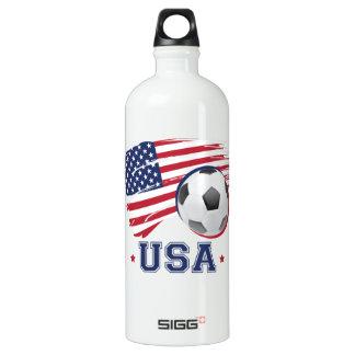 Soccer USA SIGG Traveler 1.0L Water Bottle