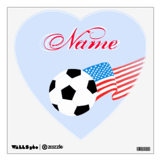 Soccer Wall Sticker