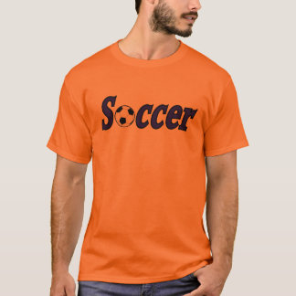 Soccer with Ball T-Shirt