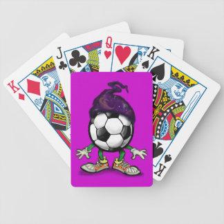 Soccer Wizard Poker Deck