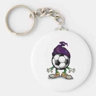 Soccer Wizzard Keychain