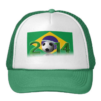 Soccer World Cup 2014 Casquettes