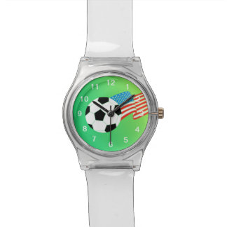 Soccer Wrist Watches