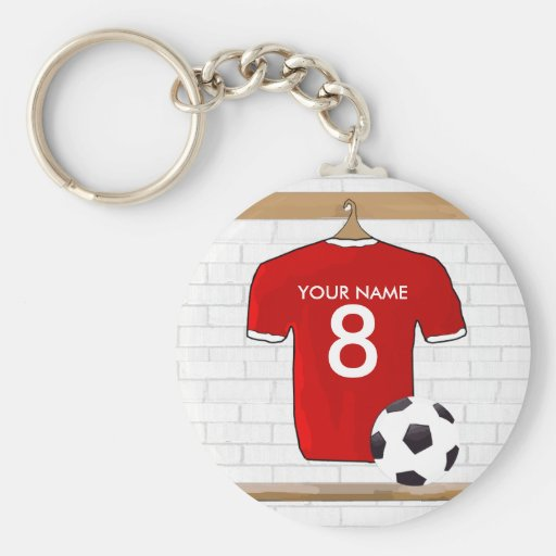 soccerchangingroom2 porte-clé