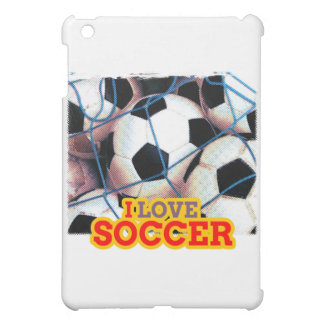 SocceriGuide Net Case For The iPad Mini