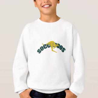Socceroos kangaroos logo for Australians Sweatshirt
