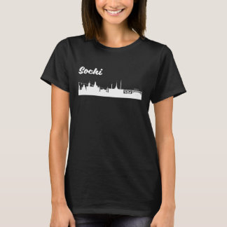 Sochi Skyline T-Shirt