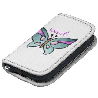Social butterfly cute planner