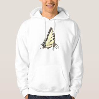 Social Butterfly Graphic Hood Shirt