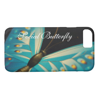 Social Butterfly iPhone 7 Case