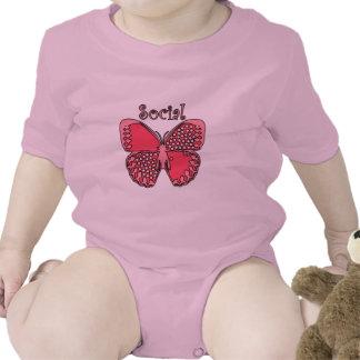 Social Butterfly Romper