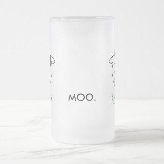 Social Cow - Frosty Mug