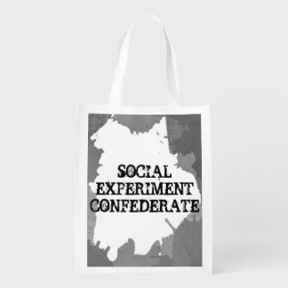 Social Experiment Confederate Reusable Bag